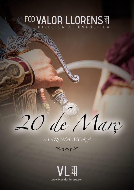 20 de març
