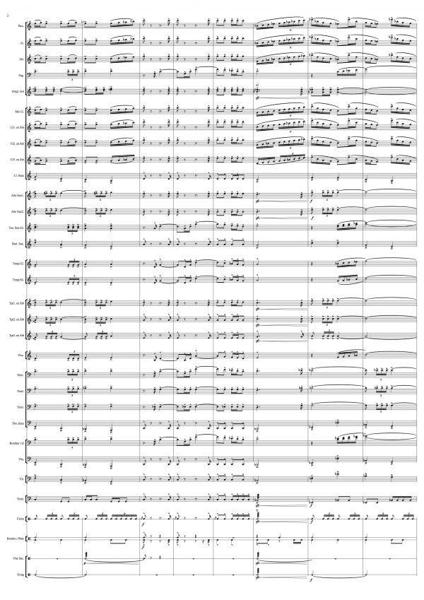 castellans de crevillent partitura 2