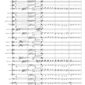 dinamics banda partitura (rafa sanz espert) partitura completa